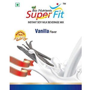 SuperFit Soya Vanilla Health Beverage Mix 200g