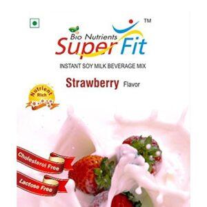 SuperFit Strawberry-Health Beverage-Mix-200g