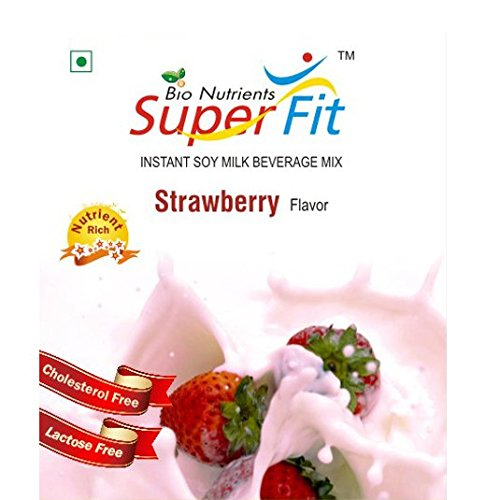 SuperFit Strawberry-Health Beverage-Mix-200g