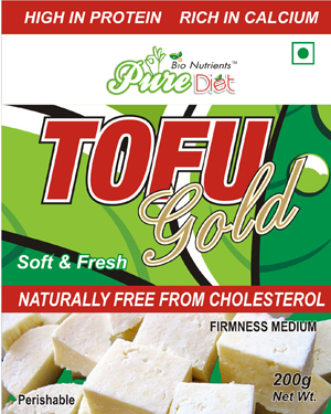 Tofu Gold Soft Fresh