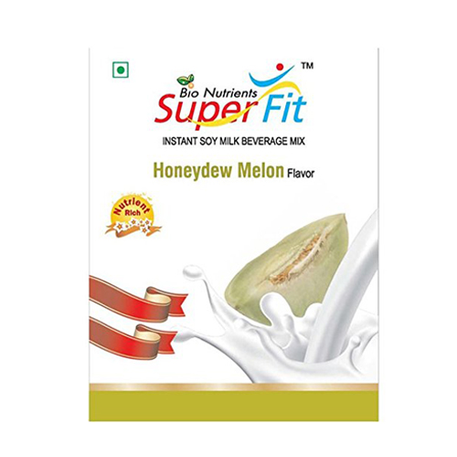 Super Fit Soy Milk Beverage Mix Honeydew Melon