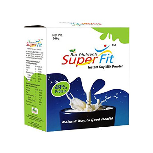 Super Fit Instant Soy Milk Powder 500gm Pack